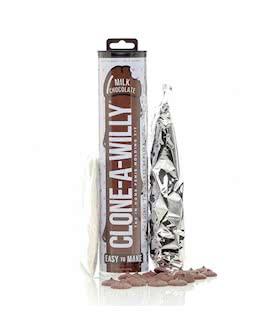 CloneAWilly Milk Chocolate Kit