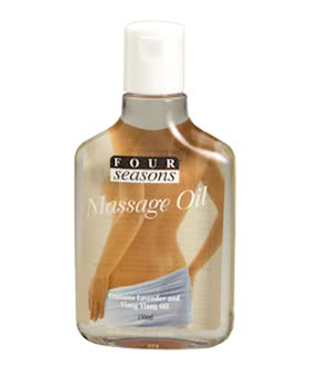 Four Seasons Massage Oil 150ml