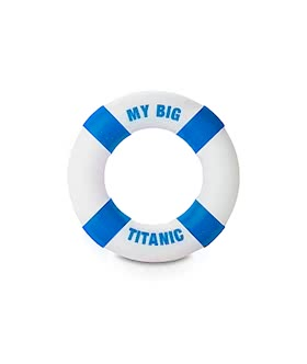 Buoy  My Big Titanic  Blue