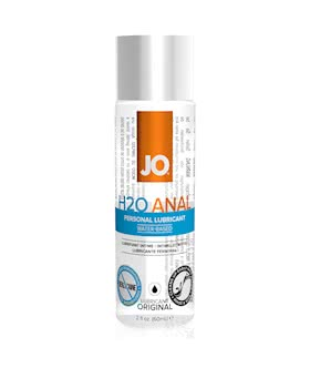 System JO Anal H2O Lubricant 60 ml