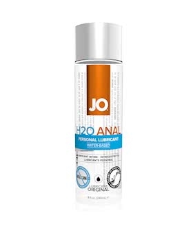 System JO Anal H2O Lubricant 240 ml