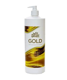 Wet Stuff Gold 1kg Pump