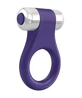 OVO B1 Lilac Chrome Ring
