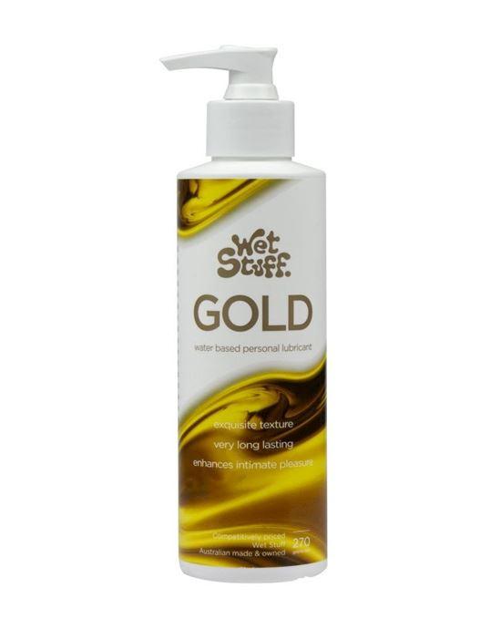Wet Stuff Gold 270g Pump Top