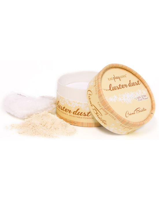 Luster Dust, Crème Brulee