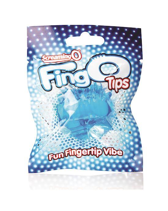 Screamming O Fingotips