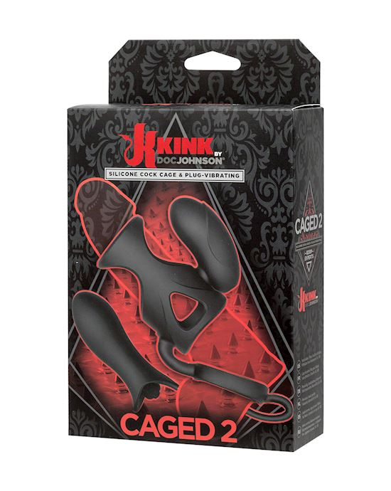 Vibrating Cock Cage 2