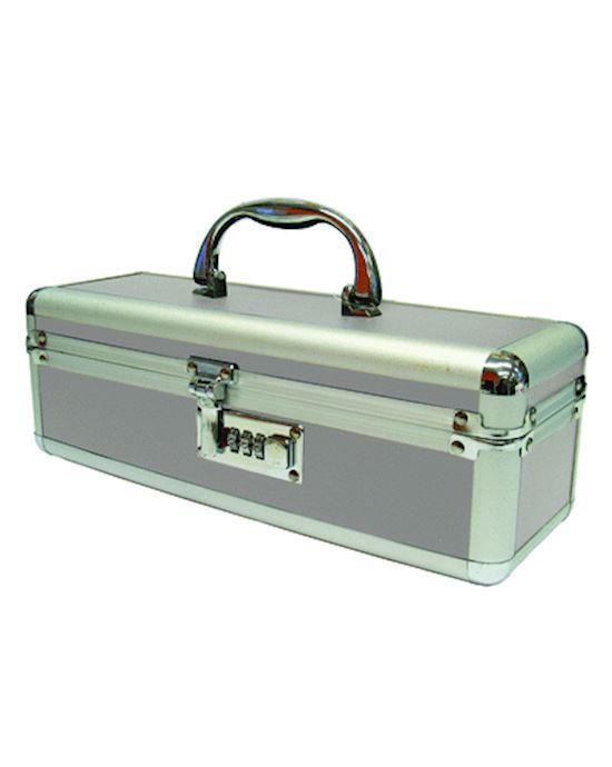 Lockable Vibrator Case